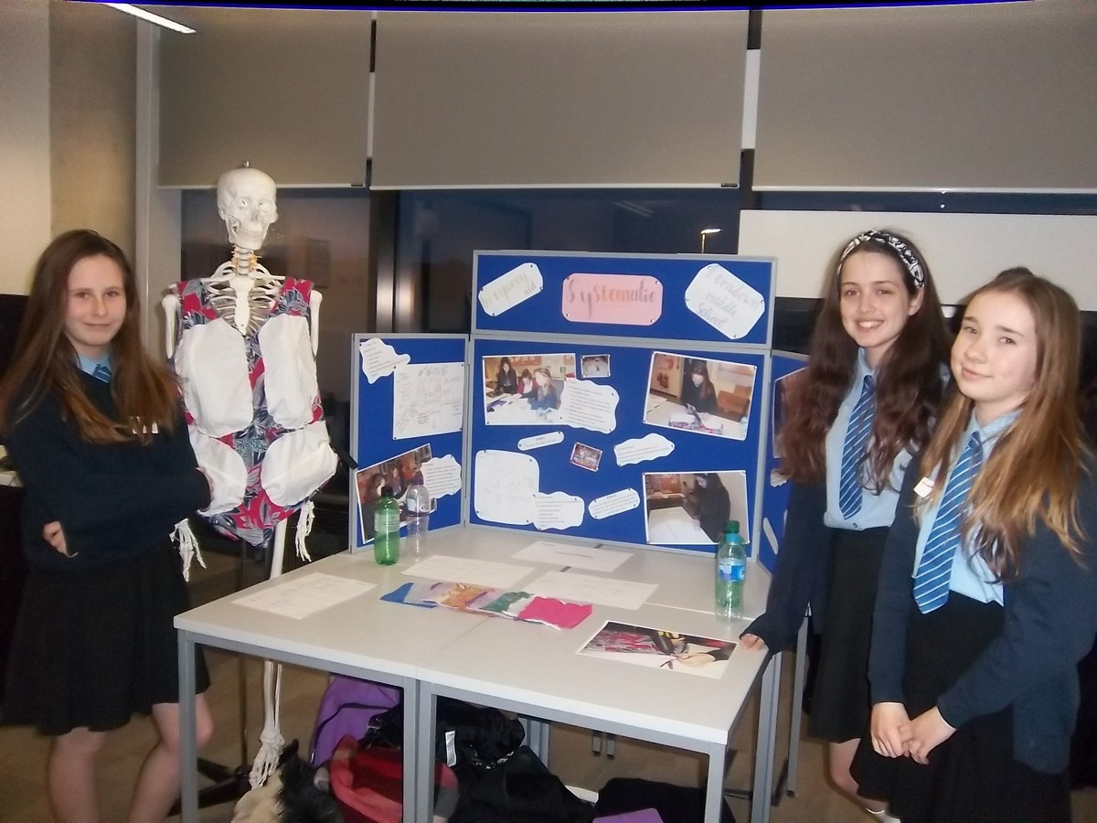 Year 8 Girls STEM Project Reaches Finals