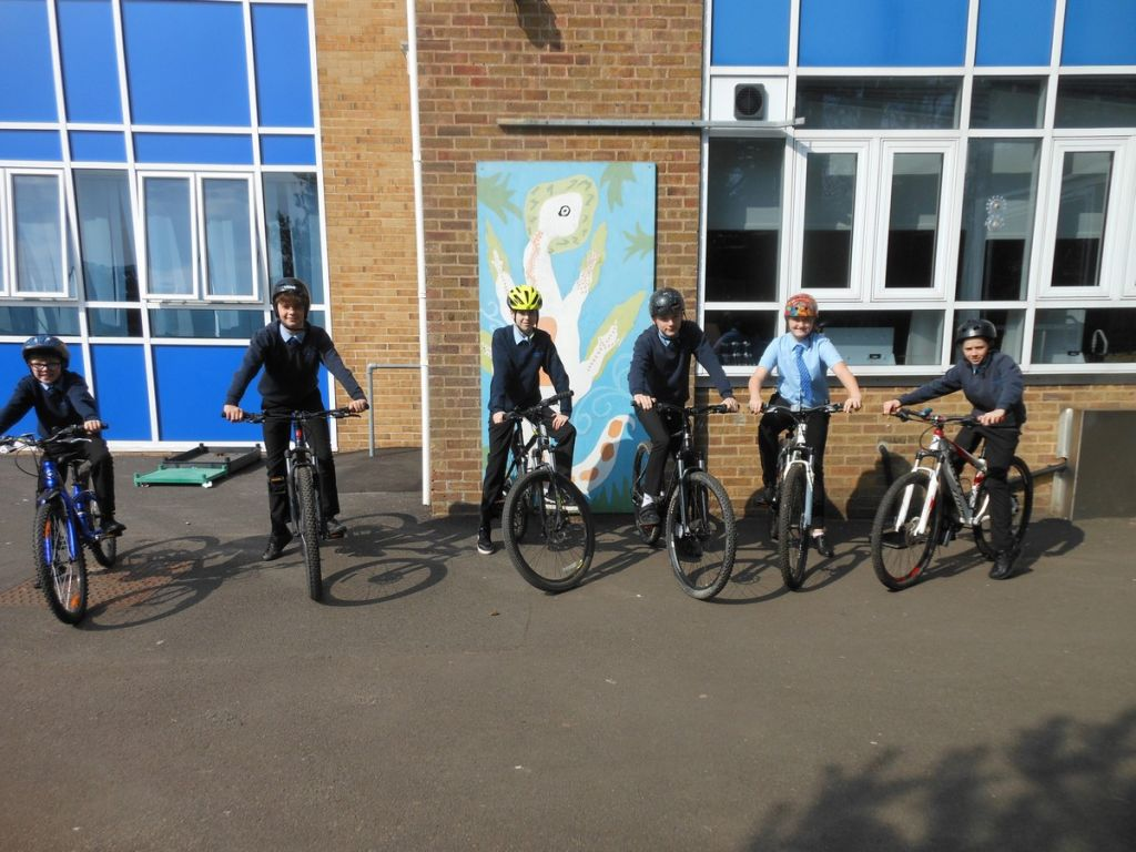 Ferndown join the Big Pedal