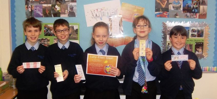 Library Bookmark Competition