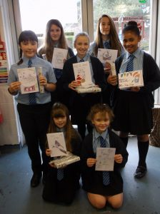 Christmas Card Competition Winners Announced
