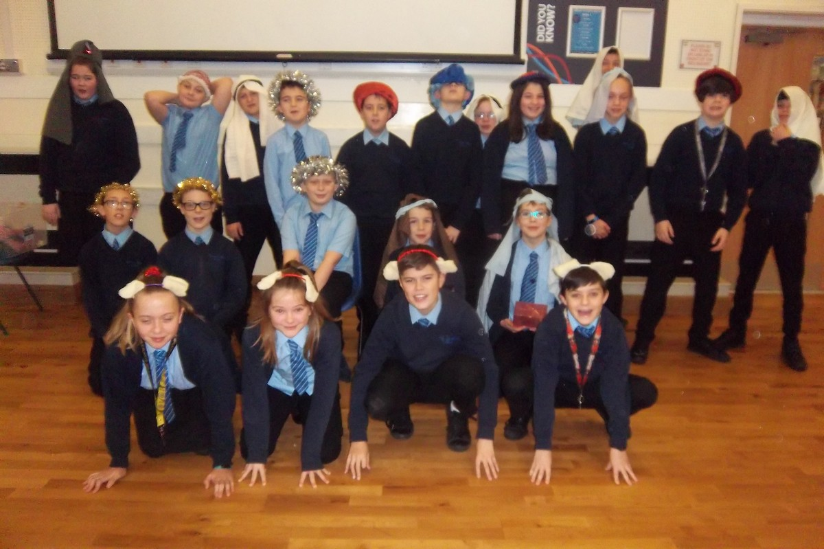Year 7 Explore the Realities of the Nativity Story