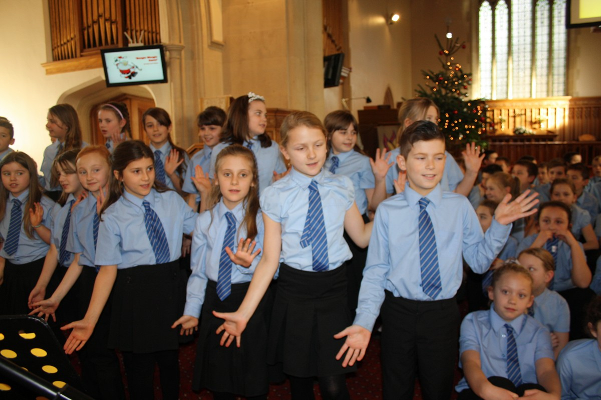 Year 5 Christmas Concert