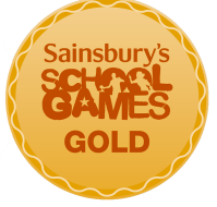 Ferndown Awarded School Games Gold Mark