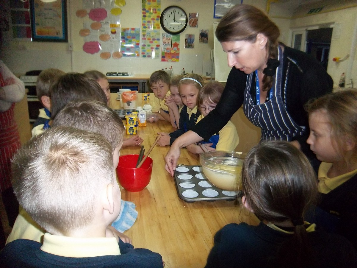 Year 4 pupils get early taste of FMS