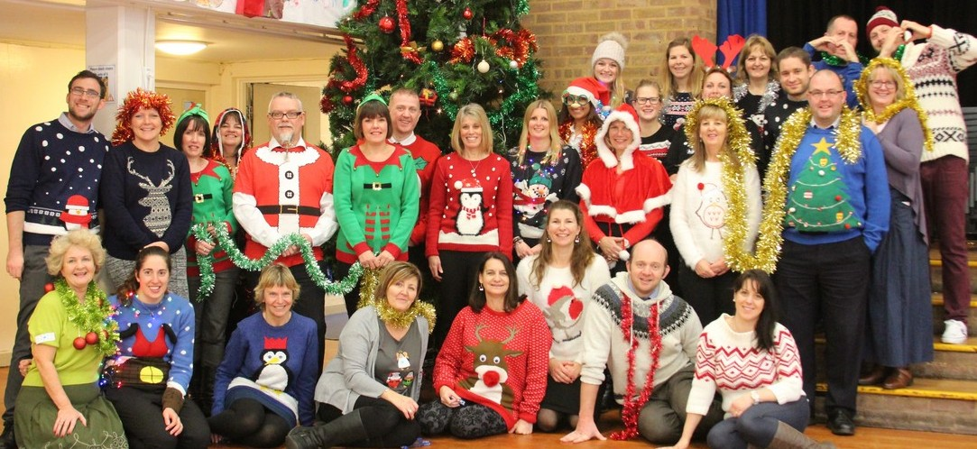 Christmas Jumper Day - 18.12.2015 1