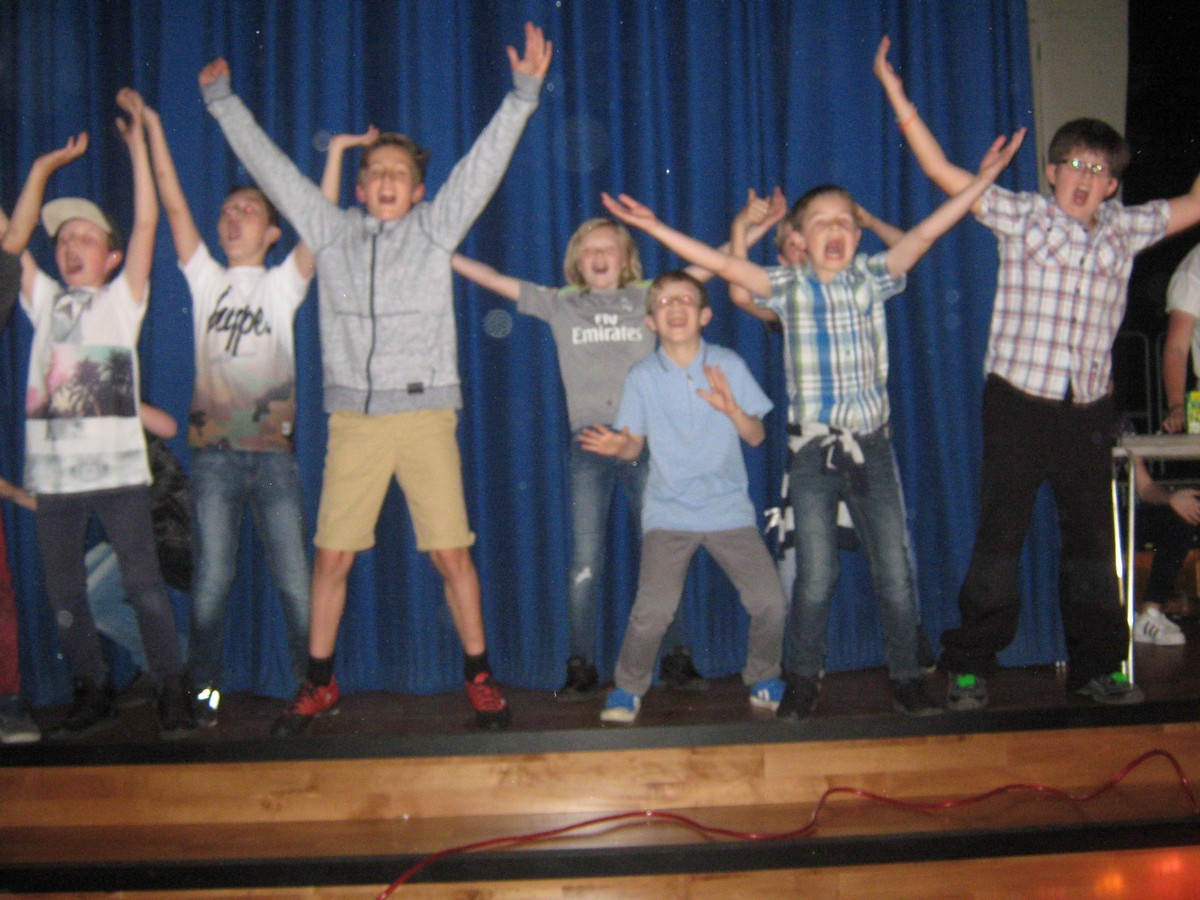 School Disco Raises £272