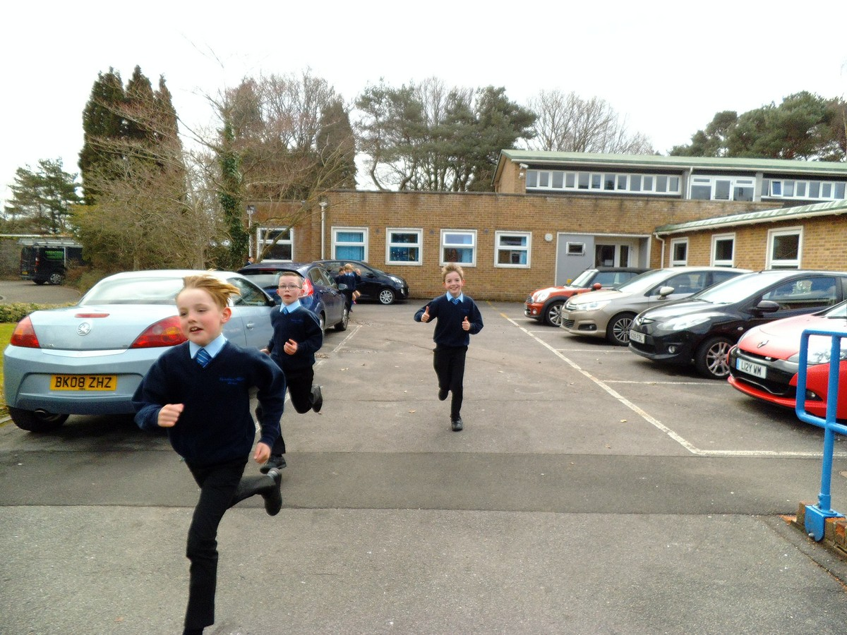 FMS Run for Sport Relief