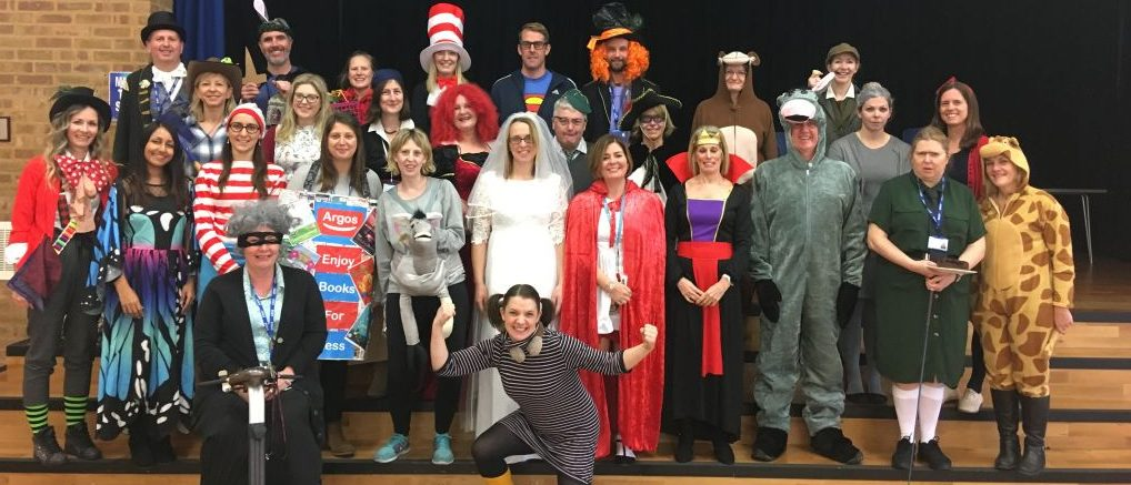 FMS Celebrates World Book Day