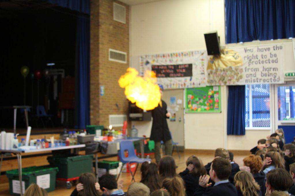 FMS Celebrate British Science Week