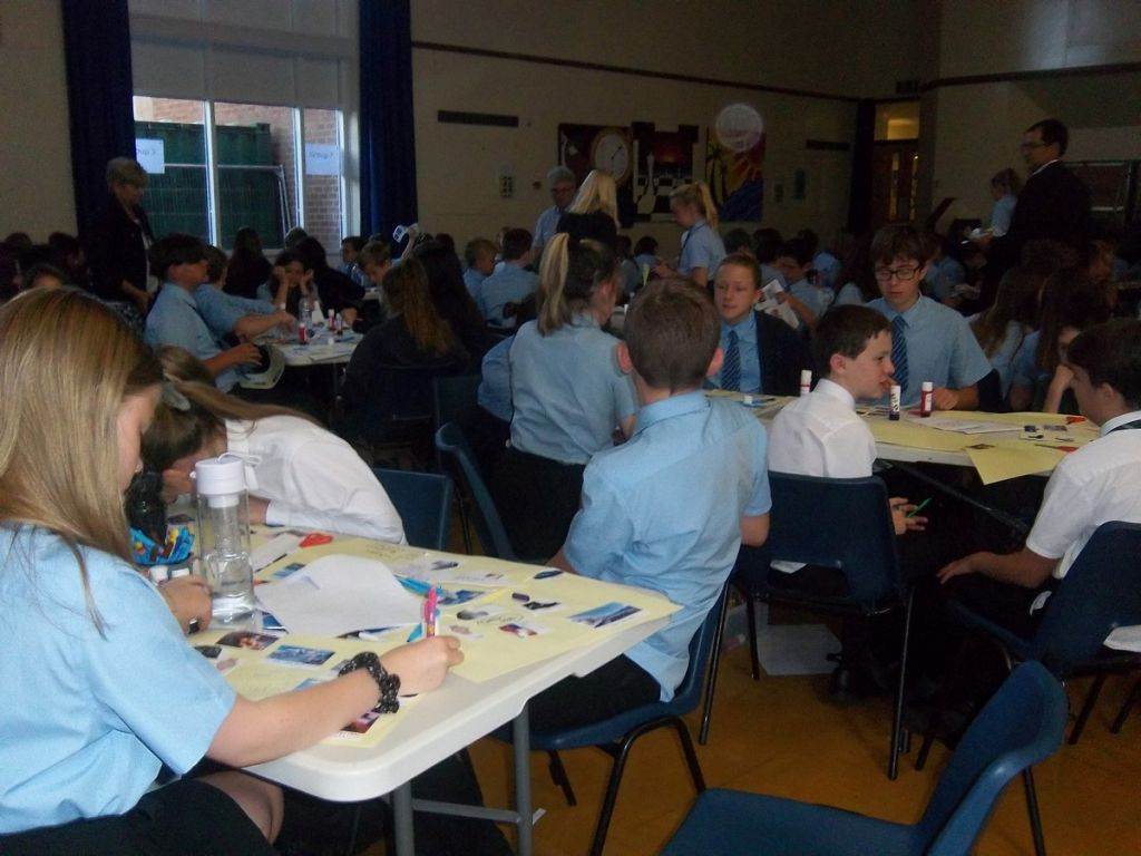 Y8 Focus on Careers at FUS